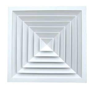 濰坊方形,矩形散流器